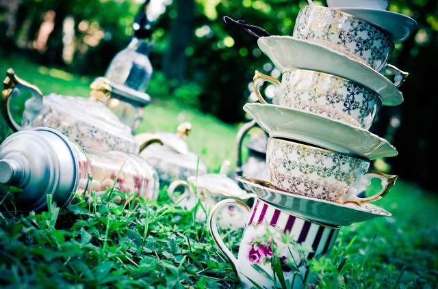Un tè da sogno e l'arte di ospitare