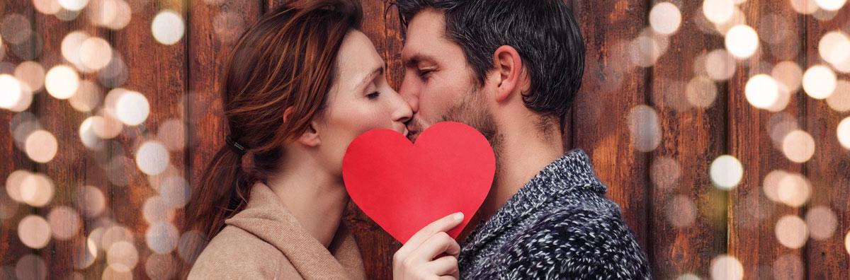 San Valentino per uno, per due.