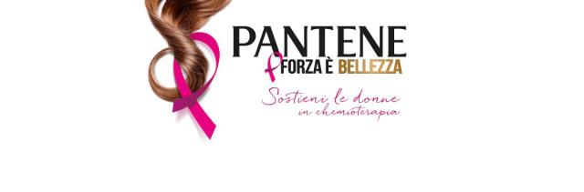 PANTENE X KOME ITALIA ONLUS: FORZA È BELLEZZA