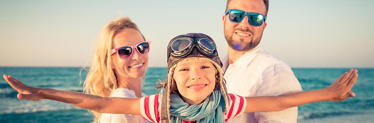 Ambre Solaire Advanced Sensitive: Una pelle da bambini