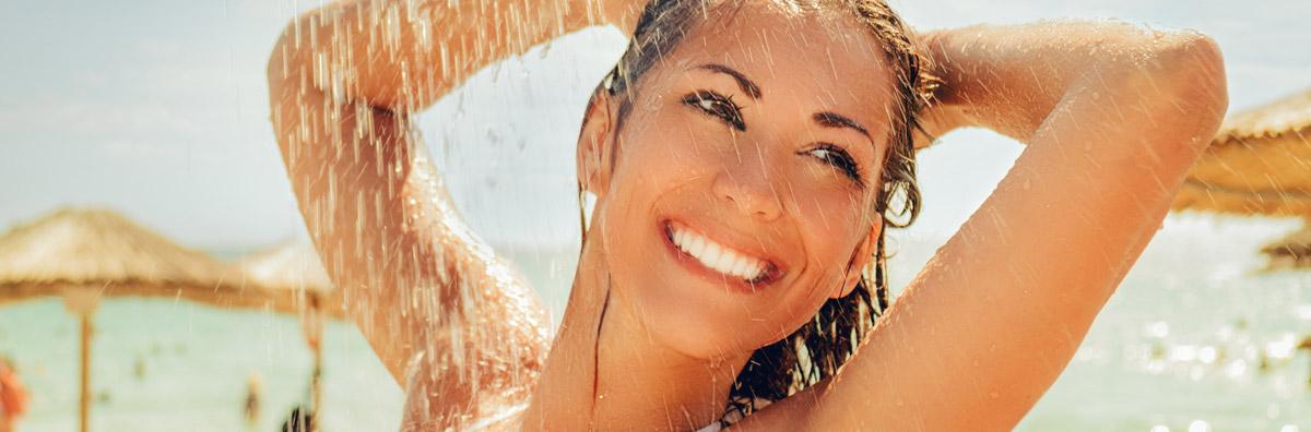 Ultra Dolce di Garnier: le vacanze sulla pelle e sui capelli